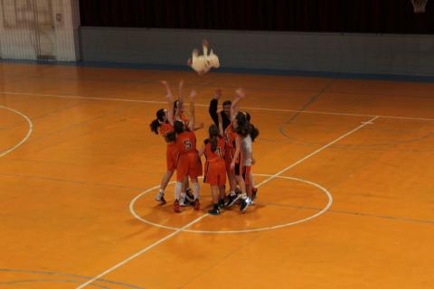 Club Bàsquet Bellpuig 16-17_02_25 Cadet femení negre