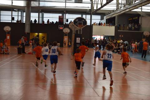 Club Bàsquet Bellpuig 16-17_05_13 Trobada Balaguer