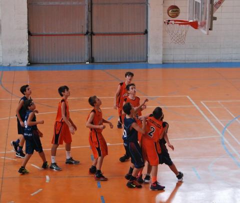 Club Bàsquet Bellpuig 16-17_11_05 Infantil masculí