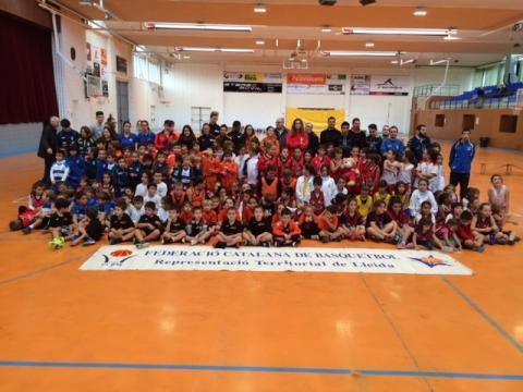 Club Bàsquet Bellpuig 16-17 3a trobada Bellpuig