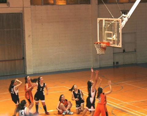Club Bàsquet Bellpuig 16-17_12_17 Cadet femení negre