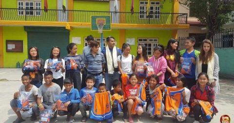 Club Bàsquet Bellpuig_17-18 Katmandú
