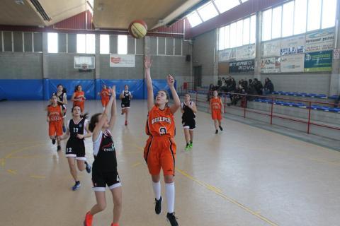 Club Bàsquet Bellpuig_17-18_01_27 Cadet femení