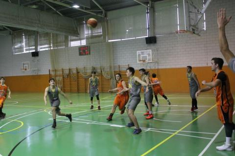 Club Bàsquet Bellpuig_17-18_02_03 Júnior masculí