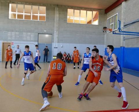 Club Bàsquet Bellpuig_17-18_04_21 Júnior Masculí