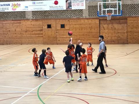 Club Bàsquet Bellpuig_17-18_10_14 Premini masculí