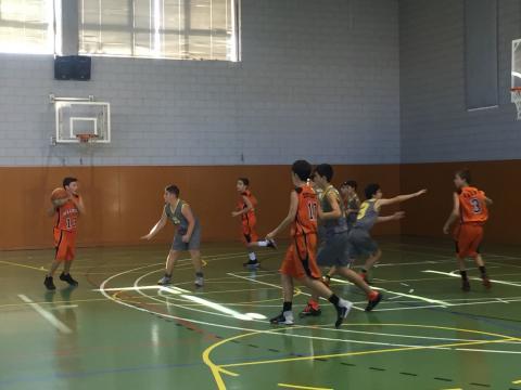 Club Bàsquet Bellpuig_17-18_10_21 Infantil masculí