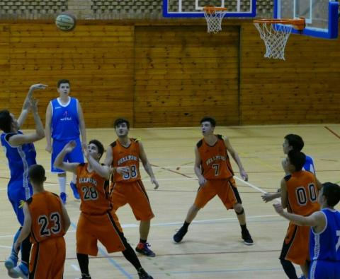 Club Bàsquet Bellpuig_17-18_11_11 Júnior masculí