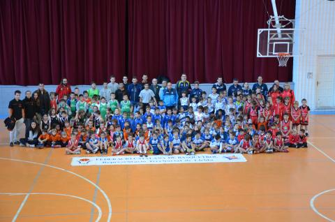 Club Bàsquet Bellpuig_17-18_11_25 3a trobada