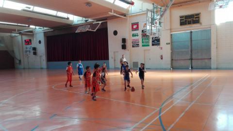 Club Bàsquet Bellpuig_17-18_12_02 Premini masculí