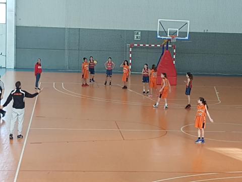 Club Bàsquet Bellpuig_17-18_12_16 Infantil femení