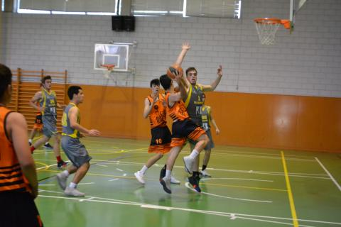 Club Bàsquet Bellpuig_18-19_05_04 Júnior masculí primerany
