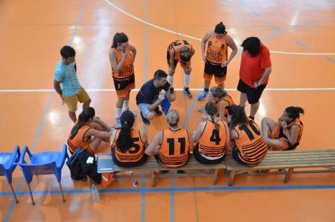 Club Bàsquet Bellpuig_18-19_09_29 Sènior femení 3a catalana