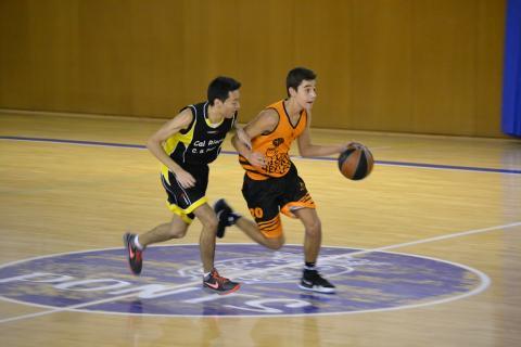 Club Bàsquet Bellpuig_18-19_10_27 Júnior masculí primerany