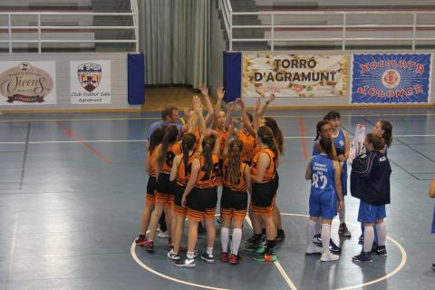Club Bàsquet Bellpuig_18-19_11_10 Júnior femení