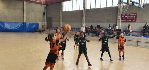 Club Bàsquet Bellpuig_19-20_01_11 Premini mixte