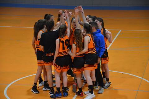 Club Bàsquet Bellpuig_19-20_02_22 Júnior femení