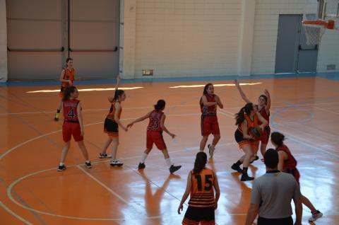 Club Bàsquet Bellpuig_19-20_03_07 Júnior femení