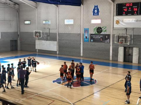 Club Bàsquet Bellpuig_19-20_11_23 (Pre)Infantil masculí