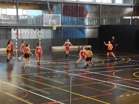 Club Bàsquet Bellpuig_19-20_11_30 Cadet femení