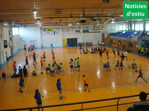 Tercer 3x3 Club Bàsquet Bellpuig 2013