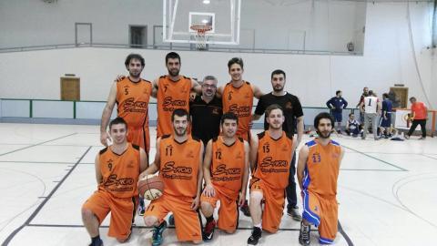 Club Bàsquet Bellpuig 2015-16 Sènior A