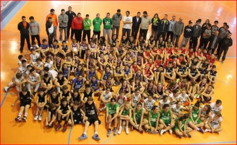 El Club bàsquet Bellpuig aporta quatre entrenadors a les seleccions zonals